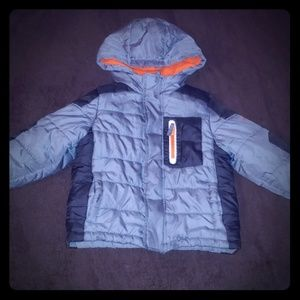 Boy's winter coat